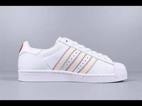 timeless design b33ff 3e77c Adidas Superstar 80s CNY Fashion Shoes FROM Robert