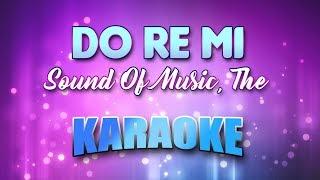 Sound Of Music, The - Do Re Mi (Karaoke & Lyrics)