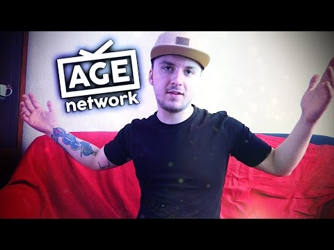 SIGNED WITH A NEW YOUTUBE NETWORK - AGE OF MEDIA