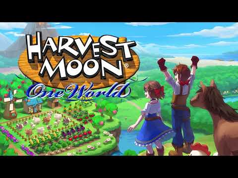 Игра Harvest Moon: One World анонсирована для Xbox One