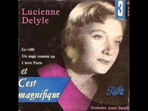 """Lucienne Delyle  """"c"""