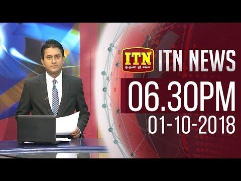 ITN News 2018-10-01 | 06.30 PM