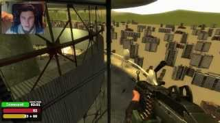 Repeat youtube video MUERTE DE ALTURA!! - c/ Alex, sTaXx, Vegetta y Luzu   Garry`s Mod (Trouble in Terrorist Town) #42