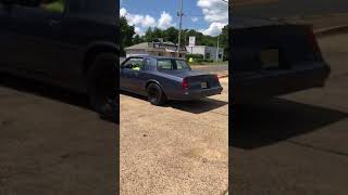 LSx swapped Monte SS pull