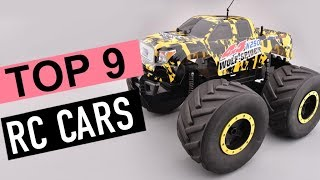 BEST 9: RC Cars 2018