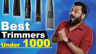 Top 5 Trimmers Under 1000 Lockdown Mein Aapka Saccha Sathi