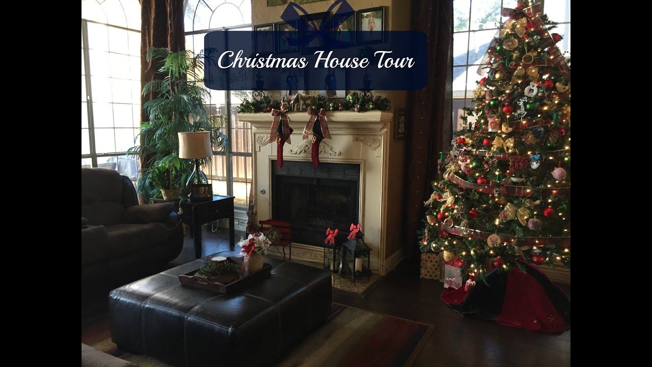 Christmas House Tour 2015 Youtube