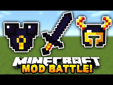 Minecraft 1v1v1 OBSIDIAN MOD BATTLE! (Minecraft Obsidian Mod) w/ PrestonPlayz & Friends