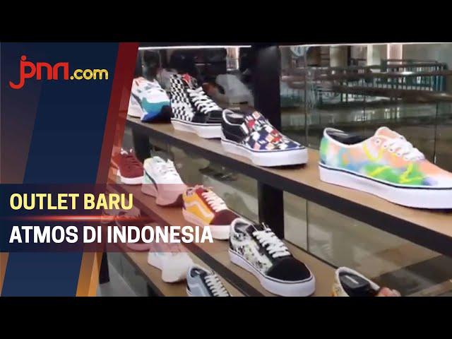 Atmos Gandeng Seniman Yogyakarta untuk Sneaker Culture Indonesia - JPNN.com