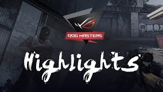 Vega CS:GO Highlights @ ROG Masters 2017