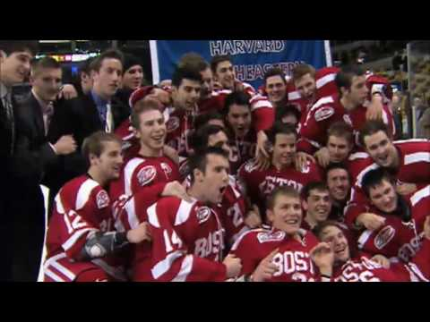 Boston University Hockey Coach Jack Parker on Now, and Then