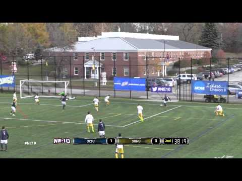 Men's Soccer: Southern New Hampshire beats Southern Connecticut for the NE-10 Championship