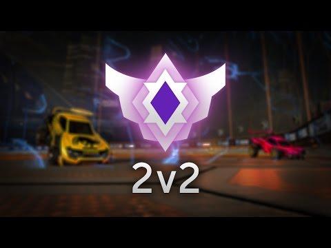 Rocket League | Ranked 2v2 | Doomsee & Remkoe Vs. ELMP & Snaski