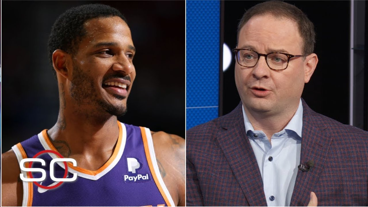 Wizards finally trade for Trevor Ariza from Suns | SportsCenter