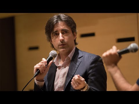 NYFF Live: Noah Baumbach | The Meyerowitz Stories: New and Selected | NYFF55