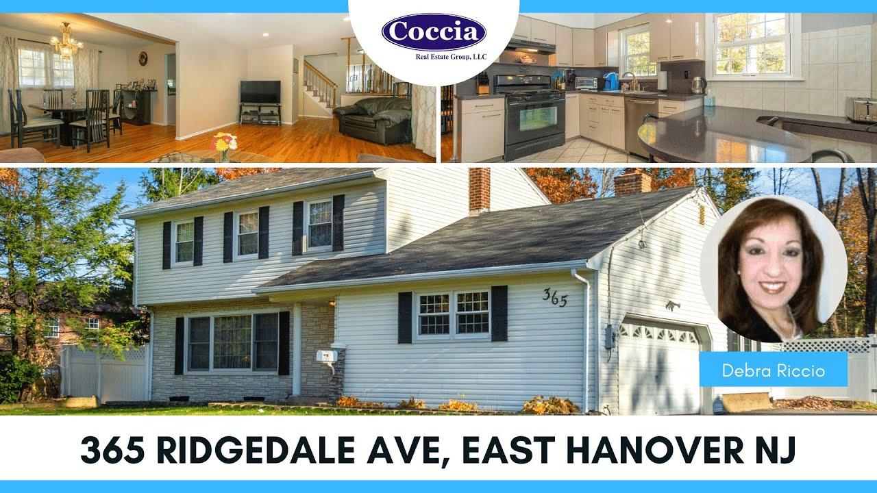 365 Ridgedale Ave | Homes for Sale East Hanover NJ | Morris County