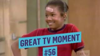Video Great Moments in Television - Janet Jackson on GOOD TIMES download MP3, 3GP, MP4, WEBM, AVI, FLV Juli 2018