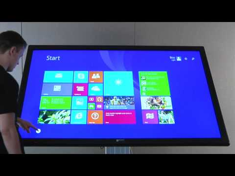 PROCOLOR Interactive Flat Panel by BOXLIGHT