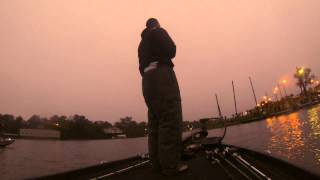 2014 BNC Day 1 Launch-Ouachita River
