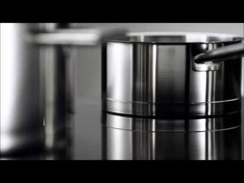 gaggenau induktion bei m bel schulenburg youtube. Black Bedroom Furniture Sets. Home Design Ideas