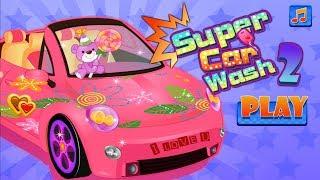 Super Car Wash | PKW-garage | Kinder-Fahrzeuge | Cartoon-Autos