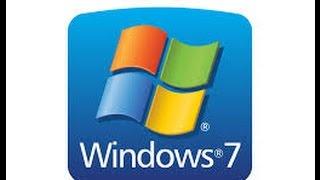 طريقة ايقاف التحديثات التلقائية Windows 7