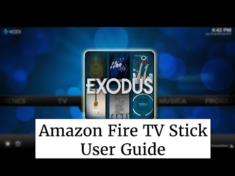 How to use Exodus KODI Amazon Fire TV Stick