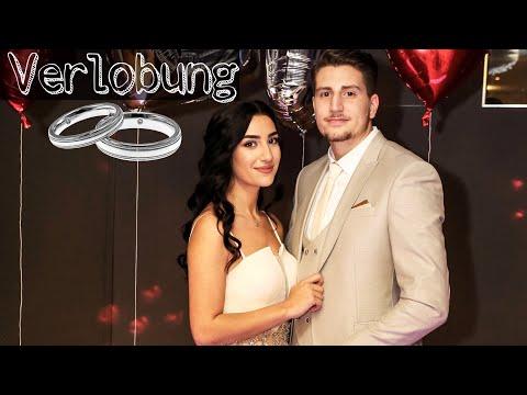 Die Verlobungsfeier - Ebru & Tuncay 💍❤️