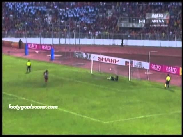 ATM vs Lions XII (1-1[5-4]) Piala Malaysia All Goals & Penalty 11-10-12 Travel Video