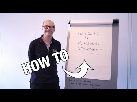 How To Write A Personal Statement For University When Applying Through UCAS