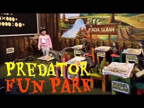 Predator Fun Park di Batu, Malang