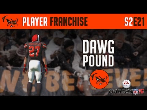 Madden 16 | Subscriber Franchise(Players) | S2E21 Conference Results
