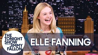 Elle Fanning Covers All of Your Fave Pop Songs in Teen Spirit
