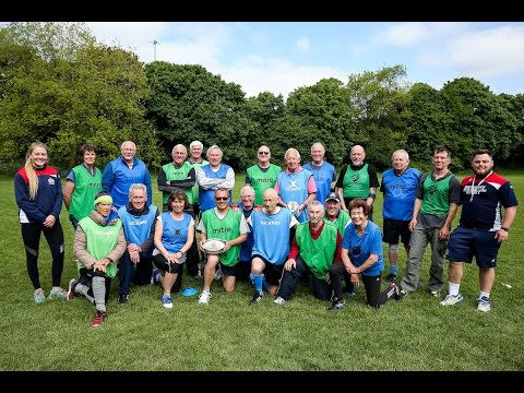 Community: Walking Rugby making great strides in Bristol