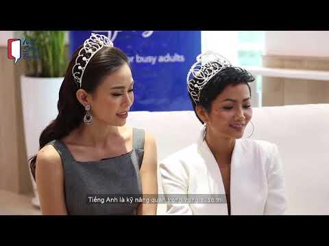 Hoa Hậu và Á Hậu Hoàn Vũ Việt Nam 2017 trở thành Học viên VIP tại WSE