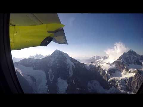 1 August Rundflug / bye bye SkyWork Dornier 328