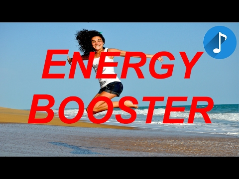 *Energy Booster* Music - Wake Up Without Caffeine / Gamma Waves For Workout - Binaural & Isochronic