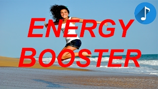 Gambar cover *Energy Booster* Music - Wake Up Without Caffeine / Gamma Waves for Workout - Binaural & Isochronic