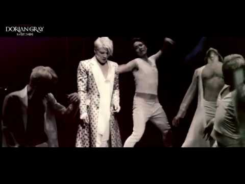 [EN] Musical 'Dorian Gray' MV 'Life of Joy' Kim Junsu Park Euntae Choi Jaewoong
