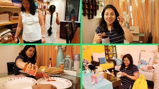 2 Unique Things That I Shopped | My Most Favourite Indian Dinner Routine | Maitreyee's Passion