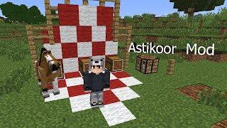 Video Minecraft Mod รีวิว - Mod รถใช้กับม้า   Astikoor Mod download MP3, 3GP, MP4, WEBM, AVI, FLV Juli 2018