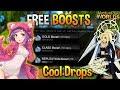 Free Class Point,Gold and Rep Boosts! (Non Mem) AQW Secret* Boss DROPS! AdventureQuest Worlds