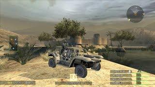 SOCOM 3 Gameplay HD (PS2/PCSX2)
