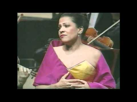 Kathleen Battle sings
