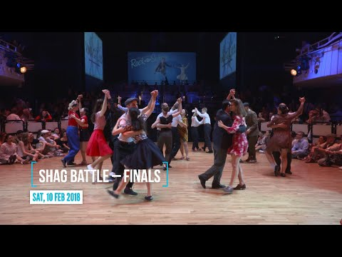 RTSF 2018 - Shag Battle Finals