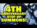 ALL IN FOR MUGETSU! - All 7 Steps In 4th Anniversary! [Bleach Brave Souls]