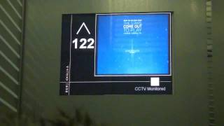 Fastest Elevator in The World!!! - Dubai - 123 Floors in just 60 seconds!!!