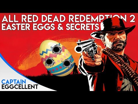 ALL Red Dead Redemption 2 Easter Eggs & Secrets
