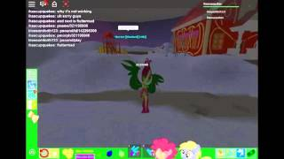 Roblox- Morph for My little pony tpp roleplay part 2
