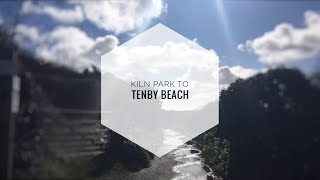 Kiln Park Caravan Site To Tenby Beach